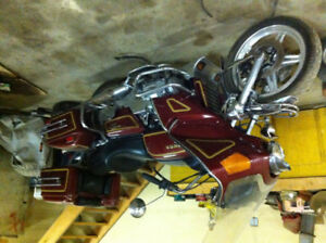 1979 Honda Gold Wing GL1000