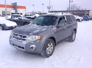 2008 Ford Escape Limited leather loaded apply now !!!!!