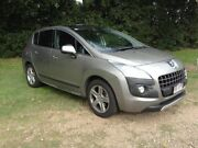 2010 Peugeot 3008 T8 XTE SUV Grey 6 Speed Sports Automatic Hatchback Nambour Maroochydore Area Preview