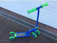 Scooter - all you need to get a wee one on the move!