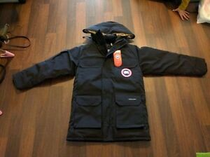 Canada Goose' Constable Fusion Fit Parka - Men's Small - Navy