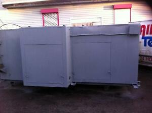 ENGINEERED AIR MAKEUP UNITS, Exhaust Fans