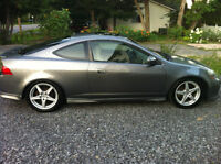 2005 Acura RSX Coupe (2 door) - Negotiable