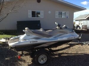 Waverunner, 3-person, like new