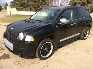2007 Jeep Compass, LIMITED, AUTO, 4X4, LEATHER, ROOF, $6,500