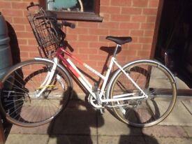 Bike - Ladies Rayleigh shopper
