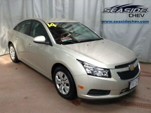 2014 Chevrolet Cruze LT Auto/Power Seat/1 Owner Reduced!