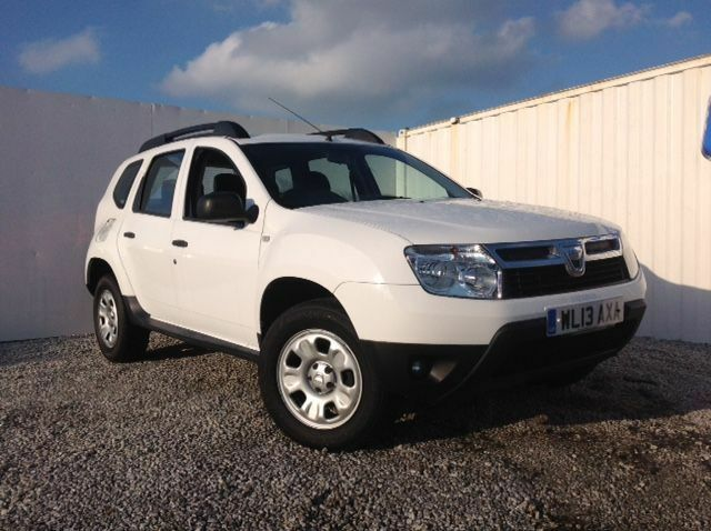 dacia duster 1 5 dci 110 diesel 110 ambiance 4x2 white 2013 in redruth cornwall gumtree. Black Bedroom Furniture Sets. Home Design Ideas