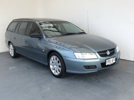 2006 Holden Commodore VZ MY06 Executive Grey 4 Speed Automatic Wagon Mount Gambier Grant Area Preview