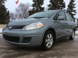 2012 Nissan Versa, SL-PKG, AUTO, LOADED, CLEAN CARFAX 156K
