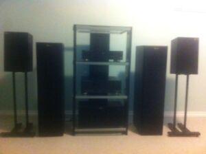 Harman Kardon / Nuance Stereo system