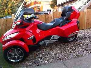2011 Can-Am Touring Spyder
