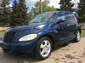 2002 Chrysler PT Cruiser, 5/SPD, RUNS AND DRIVES GOOD, $1,500