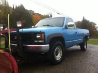 two 6.5 diesels for sale