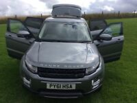 Range Rover Evogue 44k FSH and 1 lady owner