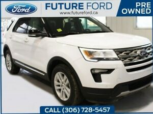 2018 Ford Explorer XLT | SYNC 3 | HEATED SEATS | TRI ZONE CLIMAT