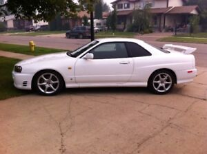 REDUCED / R34 Skyline GTt / needs a new home / must move