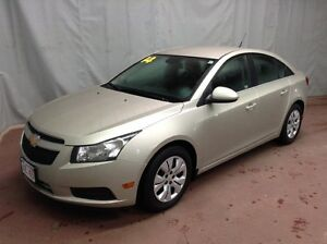 2014 Chevrolet Cruze 1LT Turbo 34 Kms