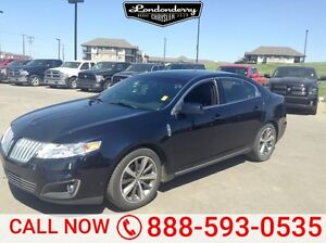 2009 Lincoln Mks AWD MKS Accident Free,  Navigation (GPS),  Leat