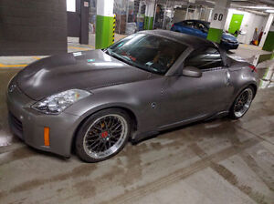 2007 Nissan 350Z Grand touring Convertible