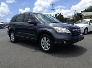 2008 Honda CR-V RE MY2007 Luxury 4WD Grey 5 Speed Automatic Wagon Bungalow Cairns City Preview