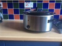 Slow cooker - large