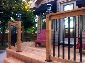 Spring time is here get booked with: Bos Decks and Fences London Ontario image 3
