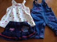 Girl clothes - 3 months