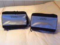 BMW Luggage - Genuine BMW Inner Vario Pannier Bags