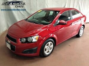 2012 Chevrolet Sonic LS NEW INVENTORY