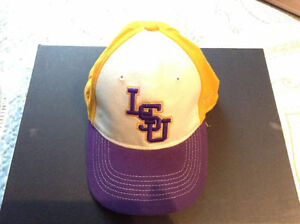 Louisiana State University Tigers Top of the World hat NCAA