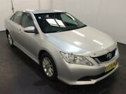 2016 Toyota Aurion GSV50R MY15 AT-X Silver 6 Speed Automatic Sedan Cardiff Lake Macquarie Area Preview