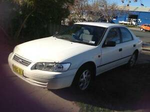 2002 Toyota Camry Sedan Wagga Wagga Wagga Wagga City Preview