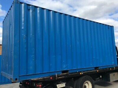 20 Cargo Worthy Shipping Container 20ft Cw Storage Container - St Charles Il