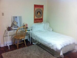 NOW VACANT one large bright bedroom close to UW!