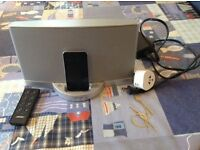 Bose SoundDock Series II including iPod Touch for sale
