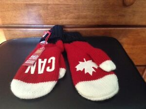 2014 Winter Olympics Canadian Mittens West Island Greater Montréal image 2