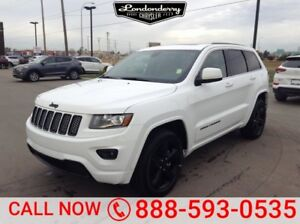 2015 Jeep Grand Cherokee 4WD ALTITUDE Accident Free,  Leather,