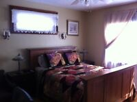 Furnished room with kitchenette all inclusive great location