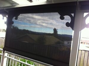 Outdoor blinds x 4 Primbee Wollongong Area Preview