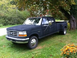 1994 Ford F-350 XLT Dually Pickup Truck