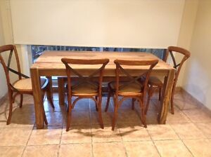 Two beautiful like NEW Dinning Sets