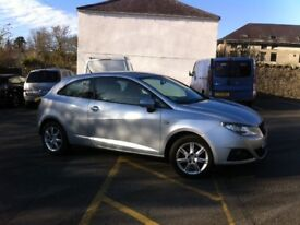 Seat Ibiza SE 2009, 1.4, 3 Door Hatchback, 71,000 Miles, only one owner from new, £2,550 ono