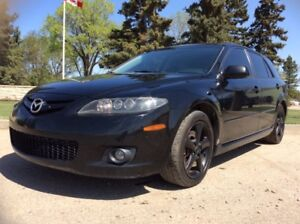 2006 Mazda Mazda 6, S-PKG, AUTO, LOADED, ROOF, 158K