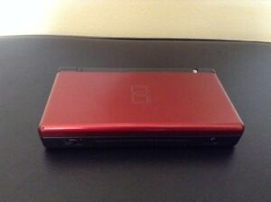 Nintendo DS Lite Red and Black West Island Greater Montréal image 2
