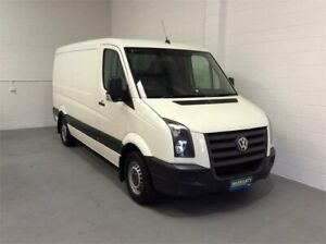 2009 Volkswagen Crafter 2EF1 MY09 35 MWB White 6 Speed Sports Automatic Van Burleigh Heads Gold Coast South Preview
