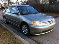 2003 Honda Civic Sedan Certified And Etested