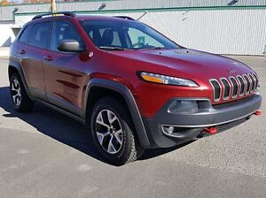 Jeep Cherokee Trail Hawk 2014