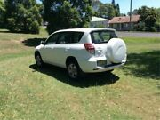 2012 Toyota RAV4 ACA33R MY12 CV White 4 Speed Automatic Wagon East Maitland Maitland Area Preview
