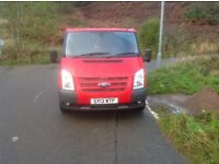 Ford Transit 125 T260 Trend FWD, Diesel 2198CC, Excellent Condition